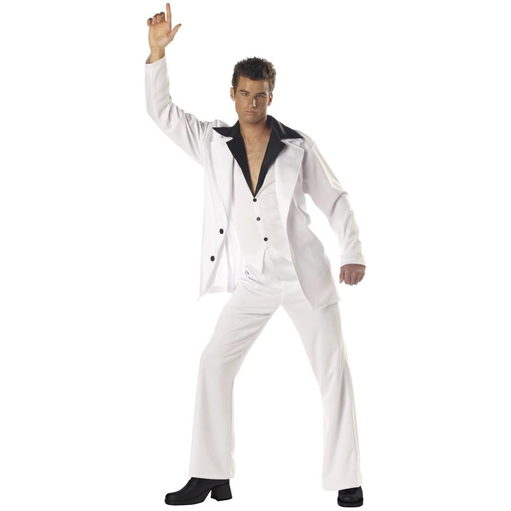 Saturday Night Fever Mens Costume Large (42-44), Variation Parent
