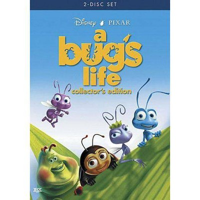 A Bug's Life: 2 Disc Collector's Edition (DVD)