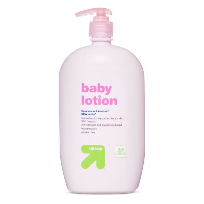 Baby Lotion (Compare to Johnson's® Baby Lotion)- 27oz - up & up™