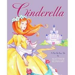 Cinderella : A Pop-Up Fairy Tale (Hardcover) (Matthew Reinhart)