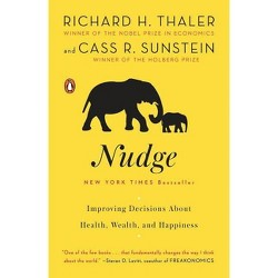 Nudge : Improving Decisions About Health, Wealth, and Happiness (Updated) (Paperback) (Richard H. Thaler
