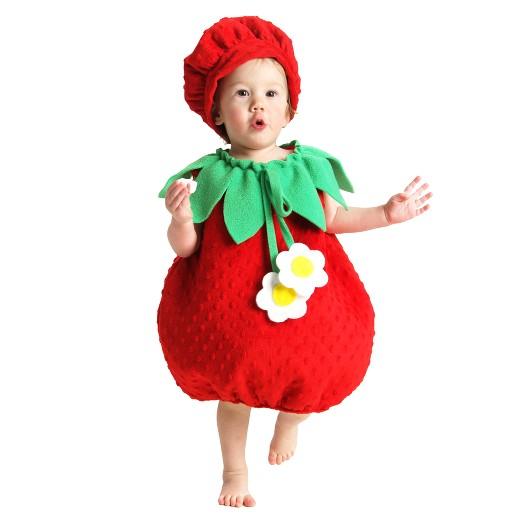 baby strawberry costume target - Strawberry Halloween Costume Baby