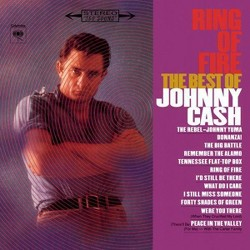 Johnny cash - Ring of fire/The best of johnny cash (CD)