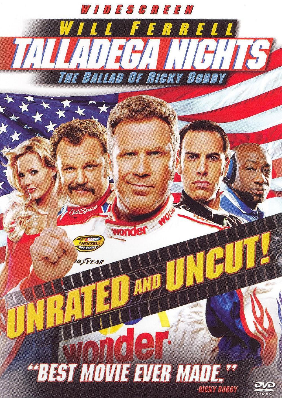 Talladega Nights: The Ballad of Ricky Bobby (WS) (dvd_video)
