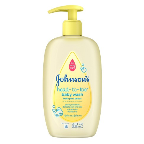 Johnson's Head-to-Toe Baby Wash - 28 oz. - image 1 of 3