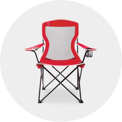 Attirant Portable Camping Chairs