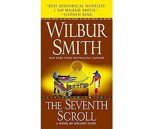 Seventh Scroll (Reissue) (Paperback) (Wilbur A. Smith) - image 1 of 1