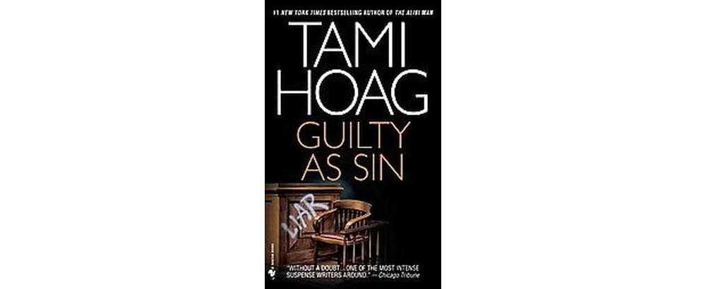 BANTAM Guilty As Sin ( Deer Lake) (Reissue) (Paperback) b...