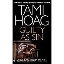 Guilty As Sin ( Deer Lake) (Reissue) (Paperback) by Tami Hoag