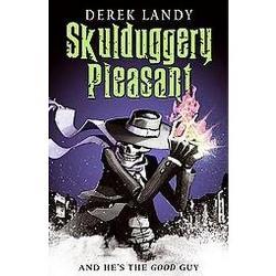 Skulduggery Pleasant (Hardcover) (Derek Landy)
