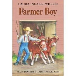 Farmer Boy (Paperback) (Laura Ingalls Wilder)