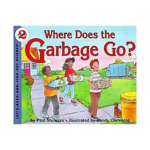 Where Does the Garbage Go? (Revised) (Paperback) (Paul Showers)