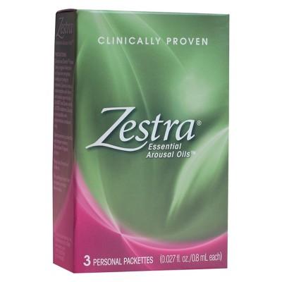 Zestra Essential Arousal Oils - 3 Count