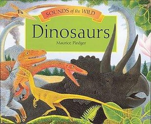 Dinosaurs (Hardcover) (Maurice Pledger) - image 1 of 1