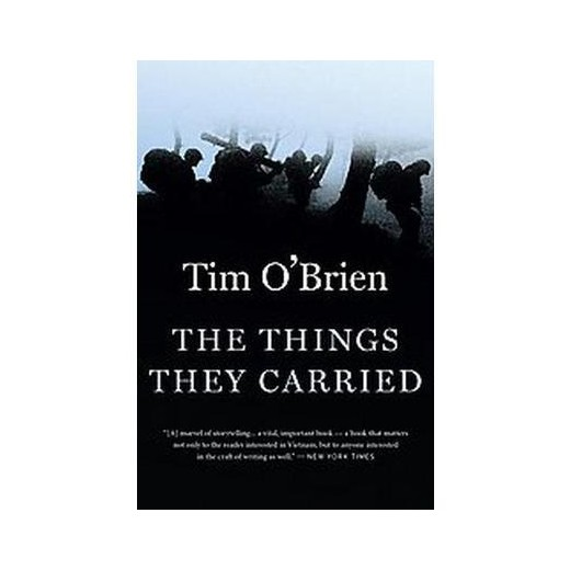 A report on the book the things they carried by tim obrien