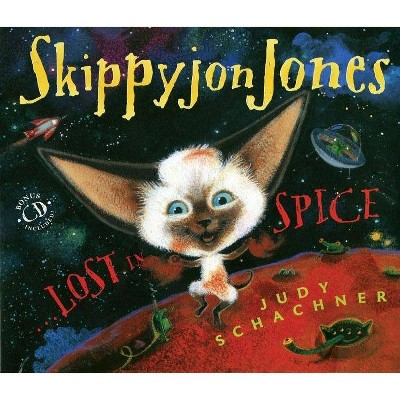 Lost in Spice ( Skippyjon Jones)(Mixed media product)by Judith Byron Schachner