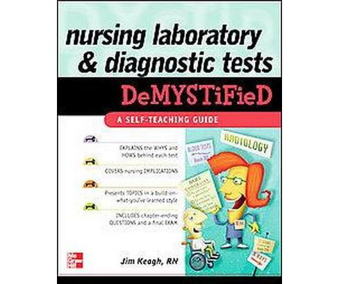 Nursing Laboratory and Diagnostic Tests Demystified (Paperback) (James Keogh) - image 1 of 1