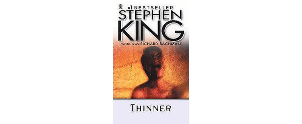 Thinner (Reprint) (Paperback) (Stephen King)