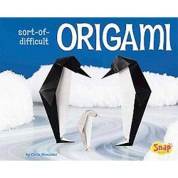 Sort-of-difficult Origami (Library) (Chris Alexander)