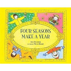 Four Seasons Make a Year (Hardcover) (Anne F. Rockwell)