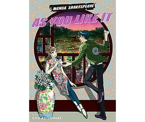 Manga Shakespeare: As You Like It (Paperback) - image 1 of 1