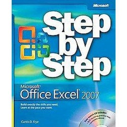 Microsoft Office Excel 2007 Step by Step (Mixed media product)