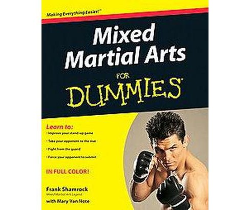 Mixed Martial Arts for Dummies (Paperback) (Frank Fhamrock) - image 1 of 1