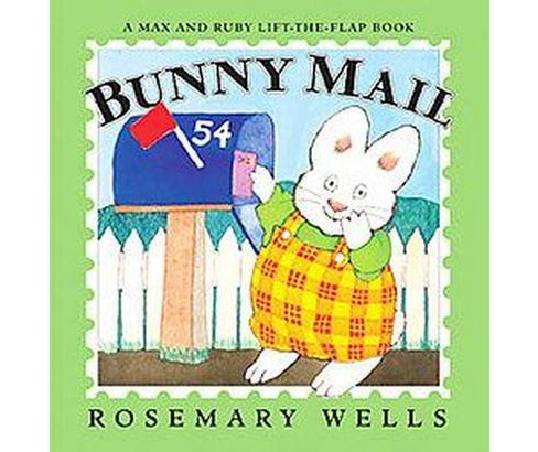 Bunny Mail (School And Library) (Rosemary Wells) - image 1 of 1