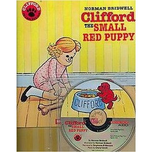 Clifford the Small Red Puppy (Paperback) (Norman Bridwell)