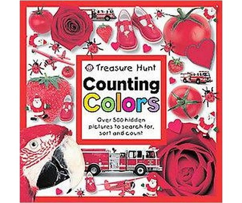 Counting Colors (Hardcover) - image 1 of 1