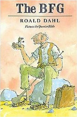 Bfg (School And Library) (Roald Dahl)