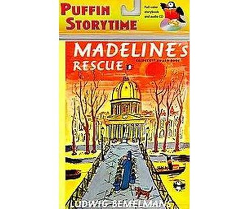 Madeline's Rescue (Paperback) (Ludwig Bemelmans) - image 1 of 1