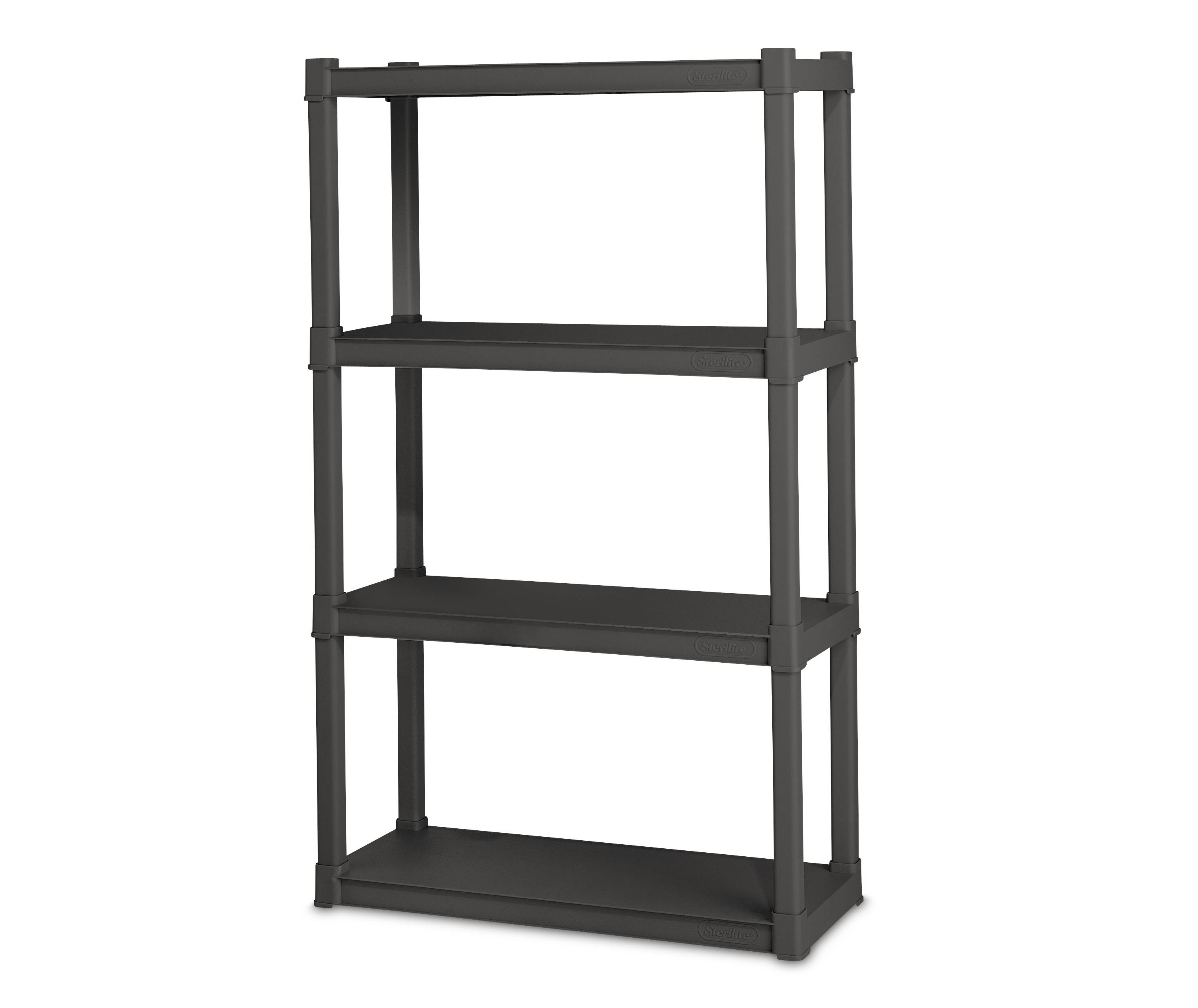 Sterilite 4 Shelf Unit