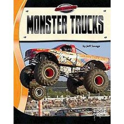 Monster Trucks (Library) (Jeff Savage)
