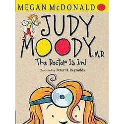 Judy Moody, M.d. : The Doctor Is In! (Reissue) (Paperback) (Megan McDonald)