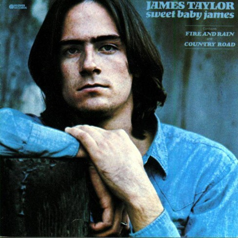 James Taylor - Sweet Baby James (CD) - image 1 of 2