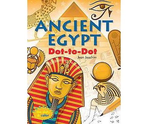 Ancient Egypt Dot-to-dot (Paperback) - image 1 of 1