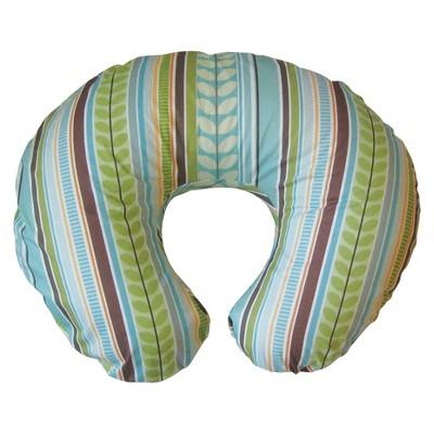 Boppy Bare Naked Pillow with Slipcover - Park Hill