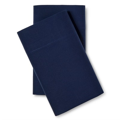 Easy Care Pillowcase Set (King)Admiral Blue - Room Essentials™