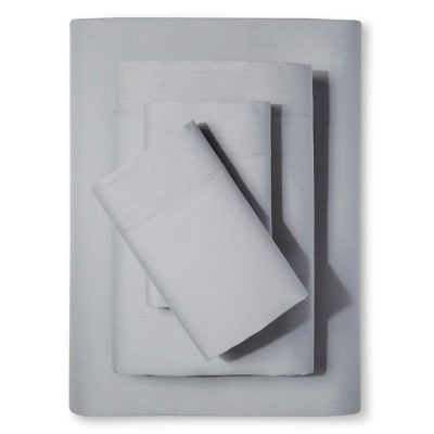 Easy Care Sheet Set (Twin)Gray Mist - Room Essentials™