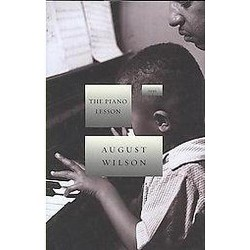 Piano Lesson (Hardcover) (August Wilson)