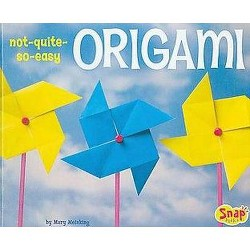Not-quite-so-easy Origami (Library) (Mary Meinking)