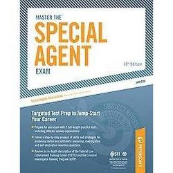 Master the Special Agent Exam (Original) (Paperback) (Peterson's)
