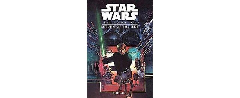 Star Wars: Episode VI: Return of the Jedi 1 (Library) (Archie Goodwin)