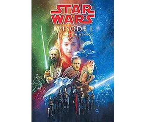 Star Wars Episode 1 (Reprint) (Hardcover) - image 1 of 1