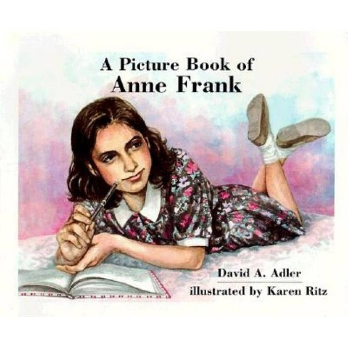 Picture Book of Anne Frank (Paperback) (David A. Adler) - image 1 of 1