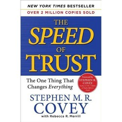 Speed of Trust : The One Thing that Changes Everything (Hardcover) (Stephen M. R. Covey)