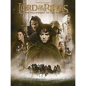 Lord of the Rings : The Fellowship of the Ring : Piano/Vocal/Chords (Paperback) (Warner Bros.)