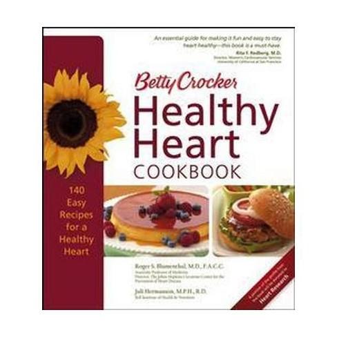 Betty crocker healthy heart cookbook hardcover target betty crocker healthy heart cookbook hardcover forumfinder Images