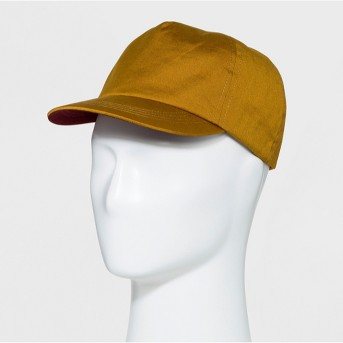 Men's Baseball Hat - Goodfellow & Co™ Yellow One Size